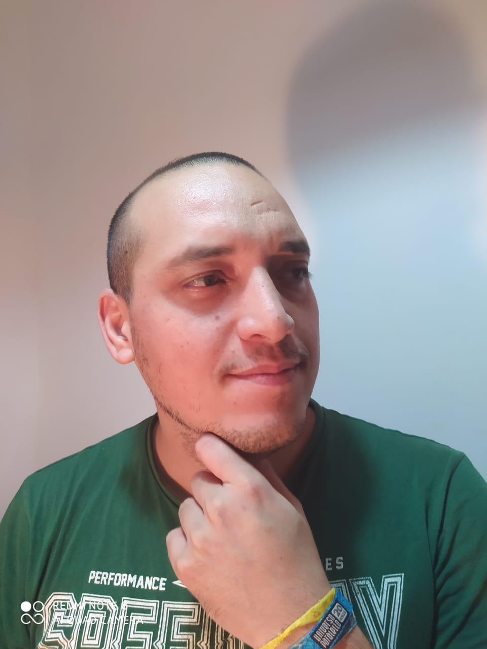 Márcio - perfil APB
